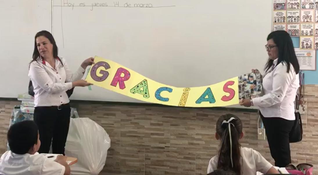Escuela Roberto Cantillano Vindas