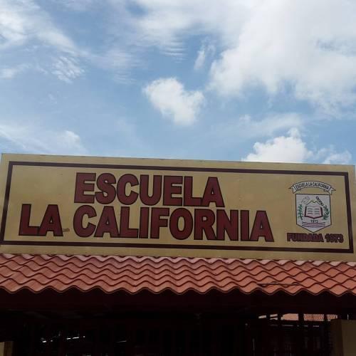 Escuela La California