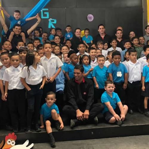 Escuela Ciudadelas Unidas